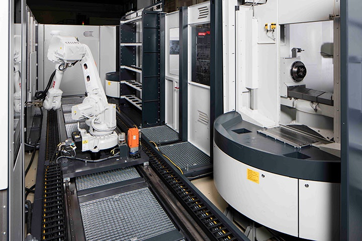 FMS Flexible Manufacturing Systems