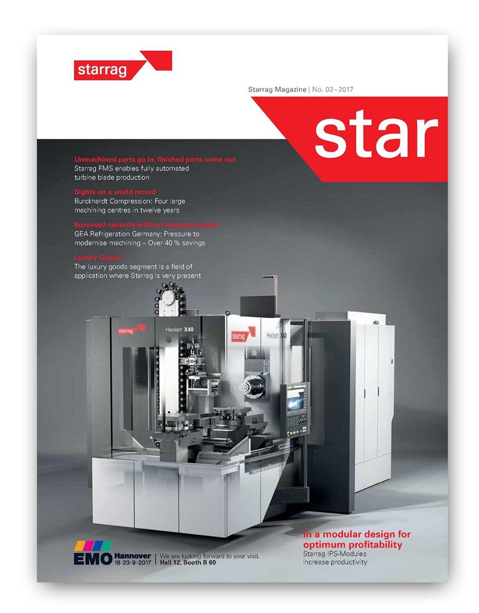 Cover Story: In a modular design for optimum profitability