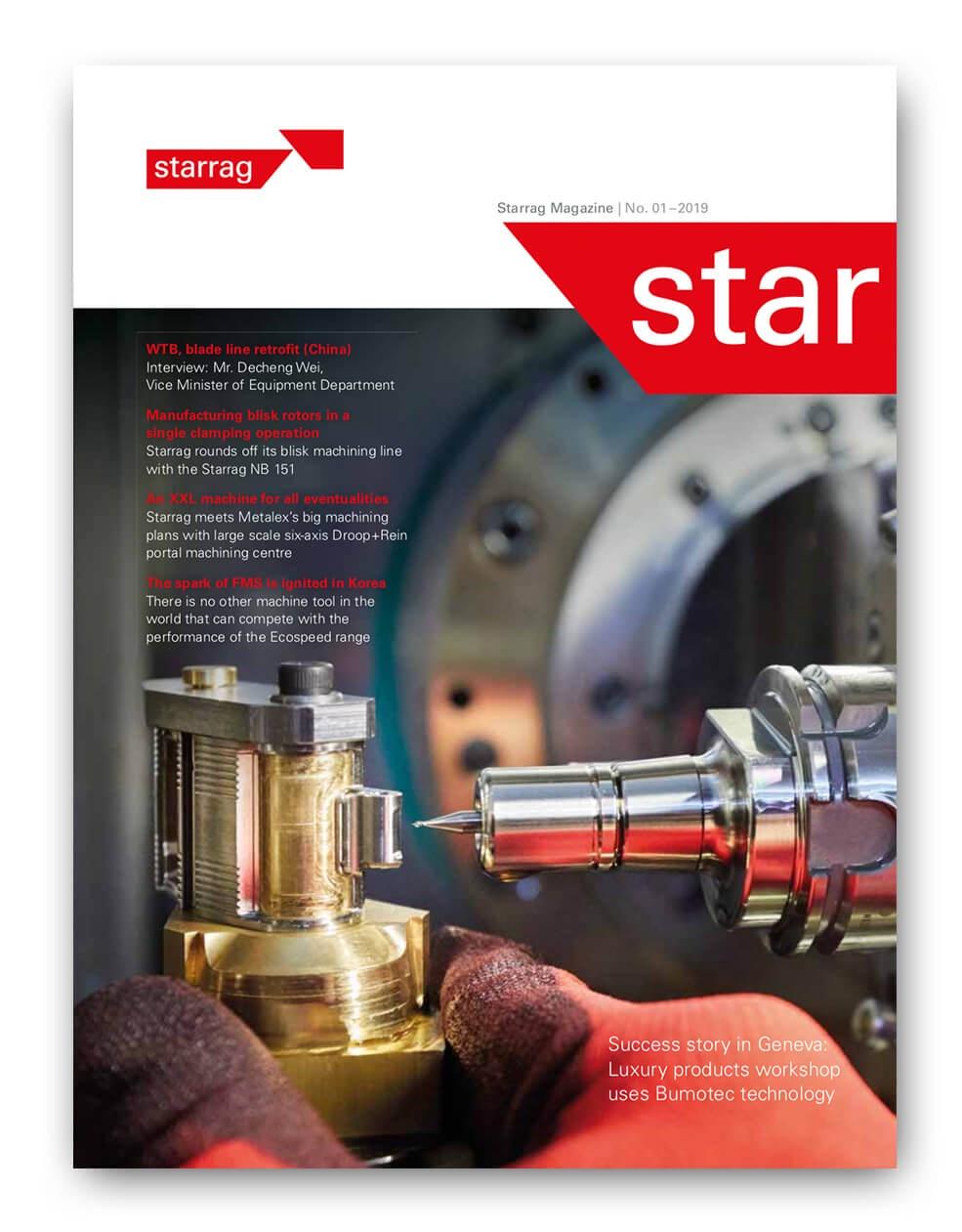 Overview - starrag