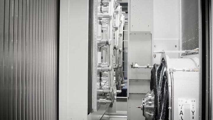ECOSPEED  Machine